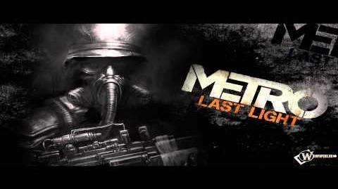 Metro Last Light Soundtrack - Radio II (Aranrut - Lie)