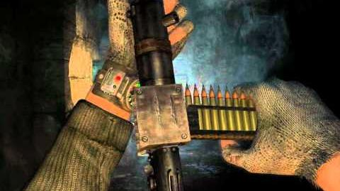 Metro 2033 (Bastard assault rifle)
