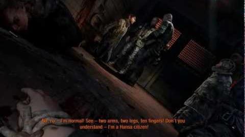 Metro Last Light (Ranger Hardcore Pacifist Walkthrough) Pavel (The enemy of my enemy)