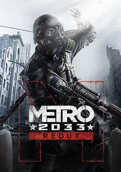 Metro Redux 2033 box art