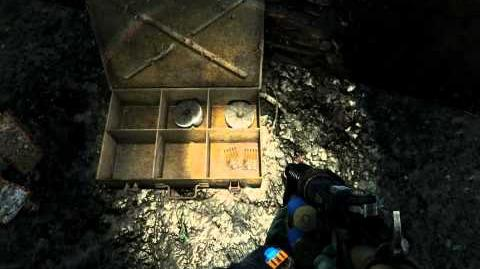 (27) Metro Last Light (Shadow Ranger Hardcore Walkthrough) Dead city (City of phantoms)-0