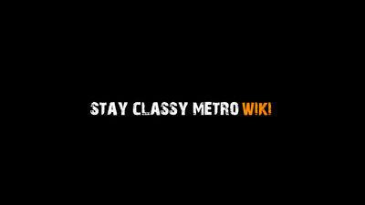 Metro wiki