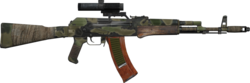 AK-74M scope sideview M2033