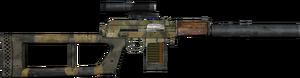 Vsk-94 scope sideview