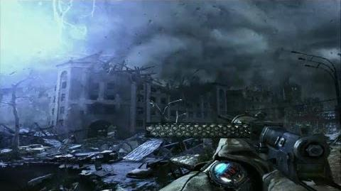Metro Last Light E3 2012 Stage Demo