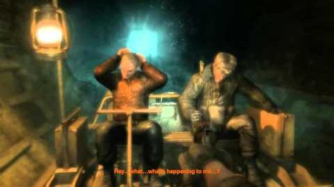 Metro 2033 (Action hardcore challenge walkthrough) Chase