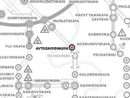 Avtozavodskaya station
