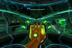 File:Samus using her Ship's hand Scanner..jpg