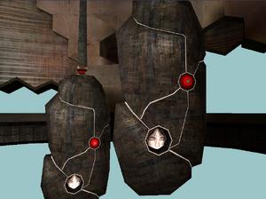 Luminoth stasis pods