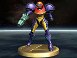 Gravity Suit Trophy