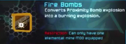 Fire Bombs