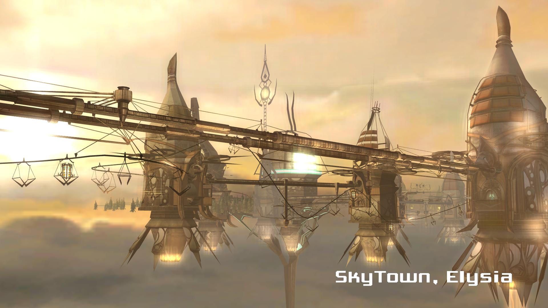 Skytown Elysia Wikitroid Fandom Powered By Wikia