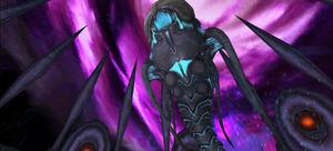 Dark Torvus Temple Chykka Larva jump Dolphin HD