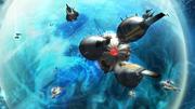 Pirate destroyer phaaze battle