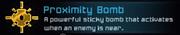 Proximity Bomb updated