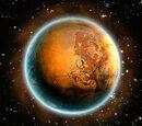 Wanderer-Class planet