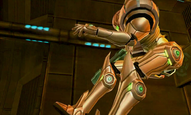 File:Connection Elevator to Deck Alpha Samus Varia thrown back Dolphin HD.jpg