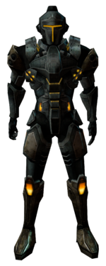 Demolition Trooper model