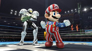 SSB4 white Power Suit