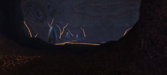 File:Entrance to Metroid Prime's lair Dolphin HD.jpg