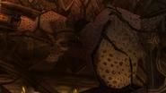 Abandoned Gragnol hive
