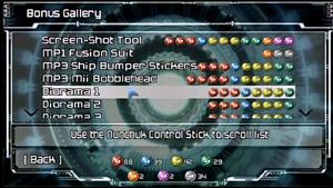 Metroid Prime Trilogy Bonus Gallery
