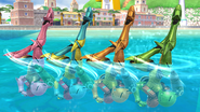 SSB4-Wii U Congratulations All-Star Samus