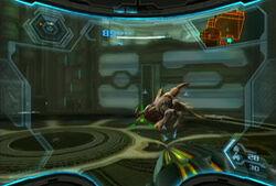 Federation Landing Site Warp Hound