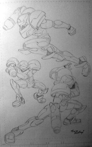 File:Metroid Archie Samus concepts.jpg