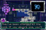 Blue parasite