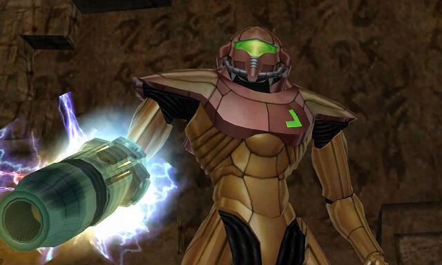 File:Samus gains Charge Beam Watery Hall Dolphin HD.jpg