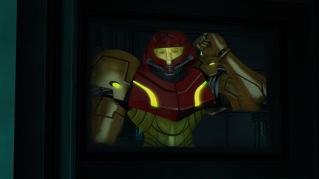 File:Samus knocking Room MW Madeline chamber Bioweapon Research Centre HD.jpg