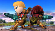 Samus Mii Fighter costume