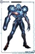 DkSam concept skeleton