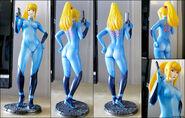 Jenni Källberg Zero Suit figurine