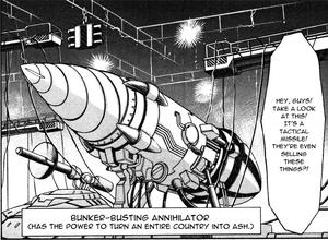 Bunker-Busting Annihilator