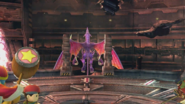 Ridley flies in SSB4