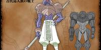 Chozo warrior