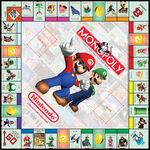 NintendoMonopolyBoard