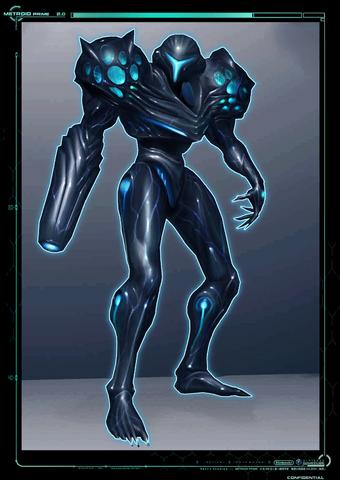 File:DarkSamus pose1.png