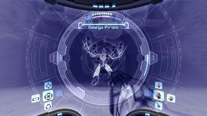 Omega pirate battle x ray