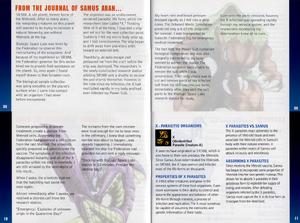 Journal of Samus Aran