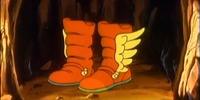 High Jump Boots