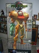 Metroid Prime Standee