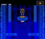 Super Metroid Elevator