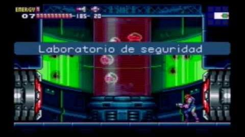 Metroid Fusion - Restricted Laboratory