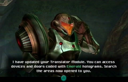 Translator Module update Emerald