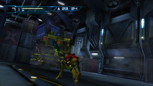Ferrocrusher attacks Cryosphere HD