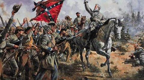 CONFEDERATE SONG ~ TO ARMS IN DIXIE