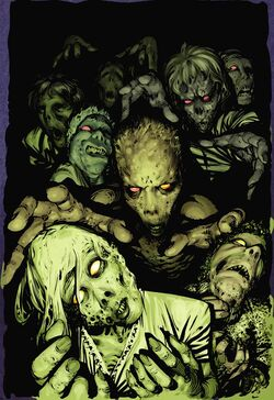 Zombies drawing